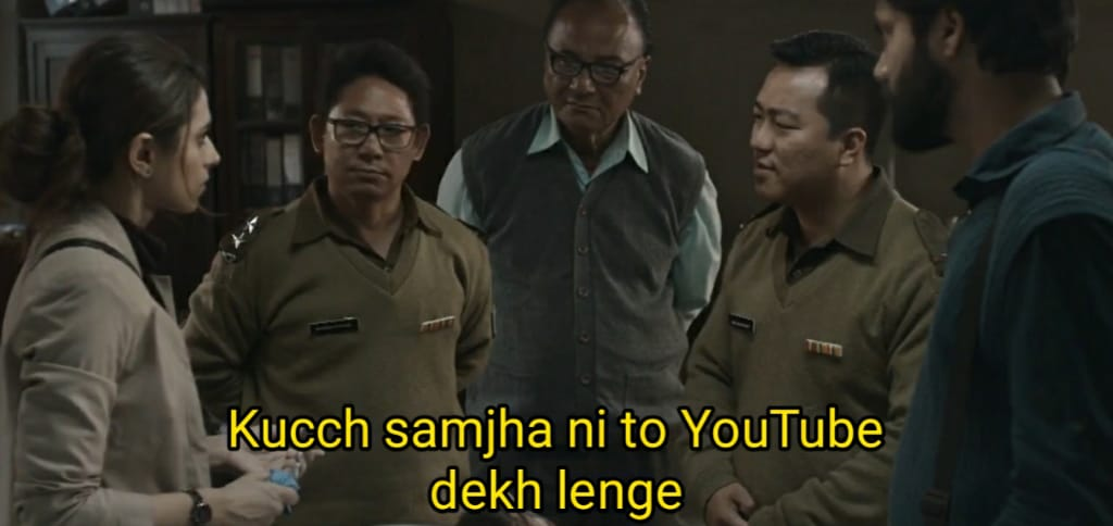 Kuch samjha nhi to YouTube dekh lenge