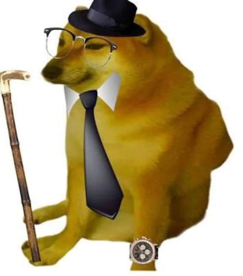 Cheems Doggo-Doggo meme templates