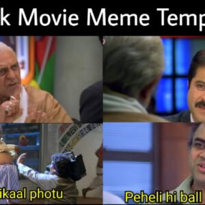 Nayak Movie Meme Templates
