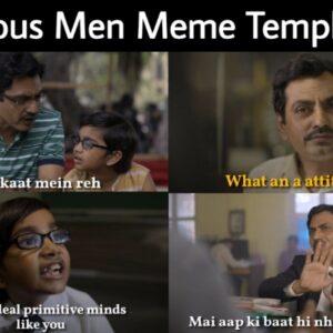 Serious Men Meme Templates